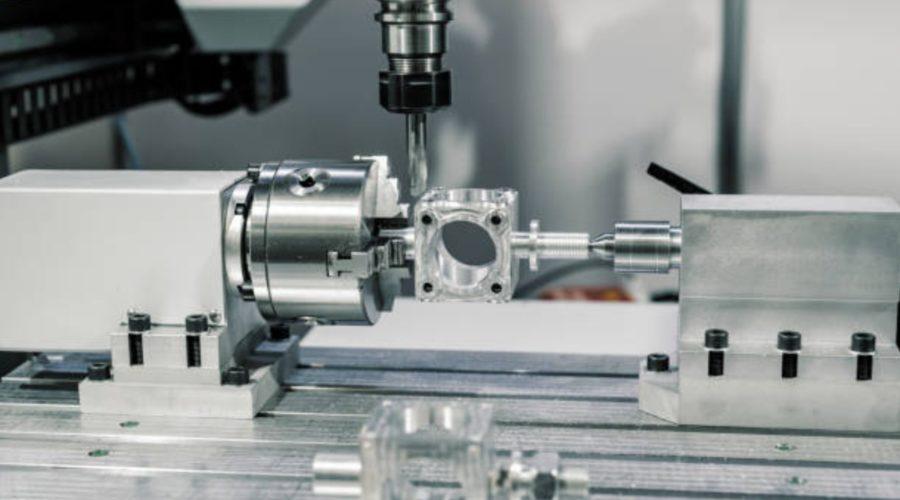 CNC METAL MACHINE