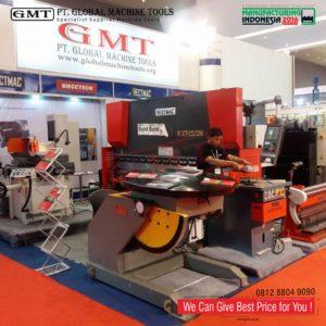 Manufakturing 2016 (PT. Global Machine Tools)