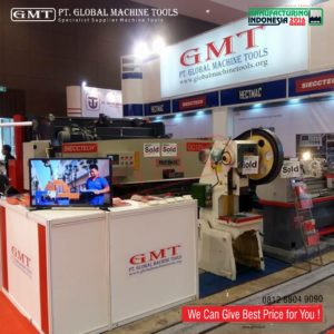 Manufakturing 2016 (PT. Global Machine Tools)