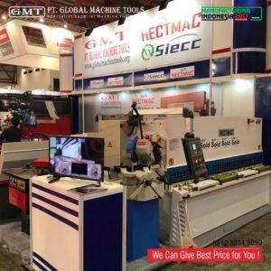 Manufakturing 2017 (PT. Global Machine Tools)