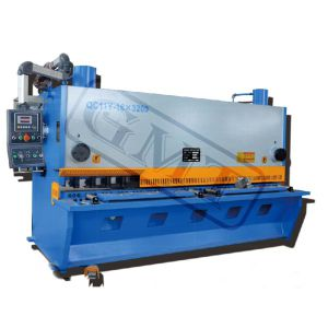 Mesin Potong Plat Guillotine Shearing Machine 3