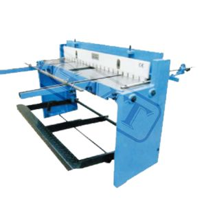 Mesin Potong Plat Pedal Shearing Machine 3