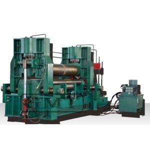 Mesin Roll Plat Hydraulic 3 Roll