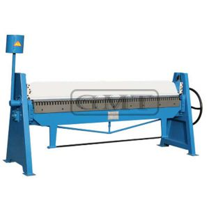 Mesin Tekuk Plat (Press Brake-Bending) Manual Handfolding