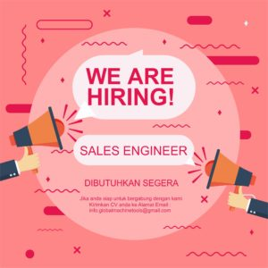 Jobs Sales Engineer
